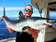 Heringshai – Mike Mike gewinnt den Catch of the Week für diesen einmaligen Hat-trick#CPRsavesfish