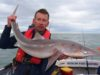 Der Große, 19.5lb, mehr als 4 Fuß lang, 47cm Umfang. #CPRsavesfish Catch of the Week