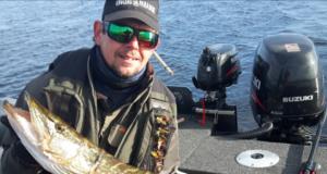103 cm Hecht aus dem Lough Ree #CPRsavesfish